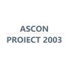 Ascon Proiect 2003